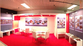Messestand HK2013