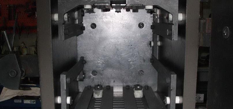 Vakuumofen Heizeinsatz mit Sonderisolierung 60 mm